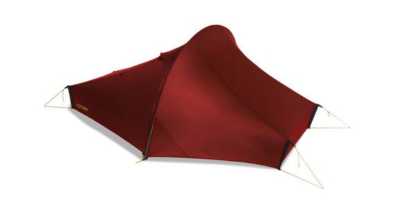 Nordisk Telemark 2 Ultra Light Weight Tent burnt red